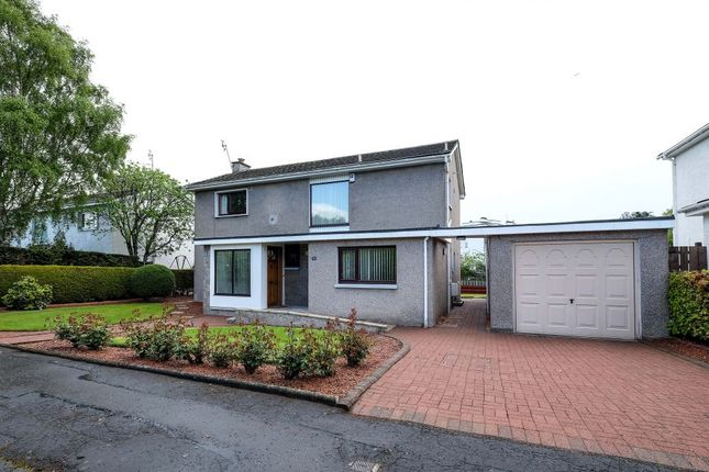 Thumbnail Property for sale in 15 Ravelston House Road, Edinburgh