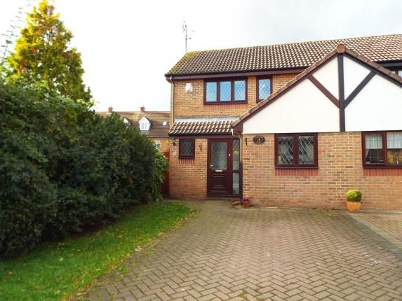 Thumbnail Semi-detached house for sale in Barkingside, Essex