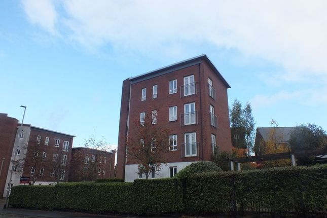 2 bed flat for sale in Greenhead Street, Burslem, Stoke-On-Trent ST6