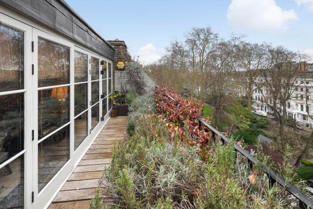 Thumbnail Flat for sale in Cornwall Gardens, South Kensington, London