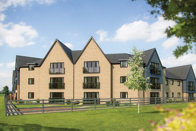 "2 bedroom flat for sale in ""Hampton Crescent Ground Floor v2"" at London Road, Norman Cross, Peterborough"