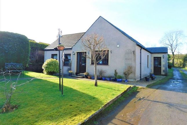 Thumbnail Detached house for sale in Home Cottage, Duncrievie, Glenfarg, Perth