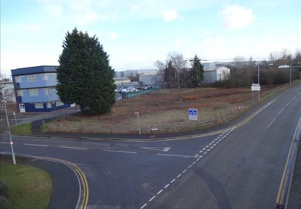 Thumbnail Land for sale in Land At, Oak Road, Wrexham, Wrexham