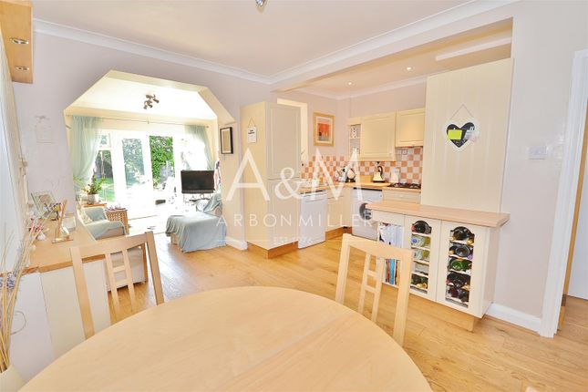 Thumbnail Terraced house for sale in Tiverton Avenue, Clayhall, Ilford