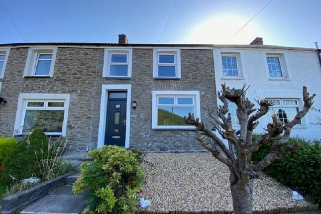 3 bed terraced house for sale in Lletty Harri, Port Talbot, Neath Port Talbot. SA13