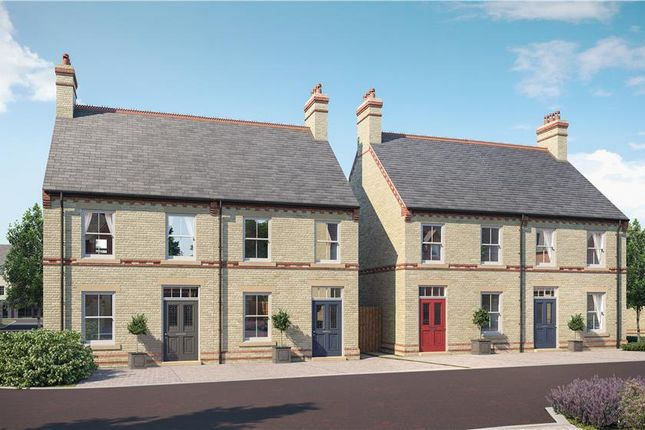 "Thumbnail Semi-detached house for sale in ""The Juniper"" at Bowes Offices, Lambton Park, Chester Le Street"
