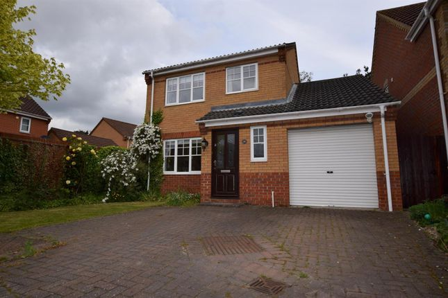 Thumbnail Detached house for sale in Walsingham Drive, Taverham, Norwich