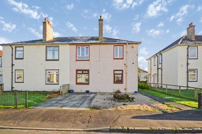 Thumbnail Flat for sale in Dirrans Terrace, Kilwinning