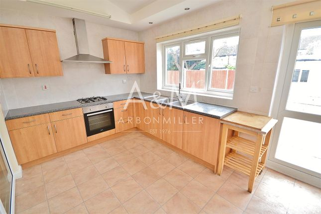 Thumbnail Terraced house to rent in Clinton Crescent, Ilford