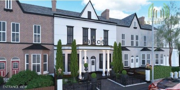 Thumbnail Property for sale in City Park Suites, Rochdale Road, Manchester