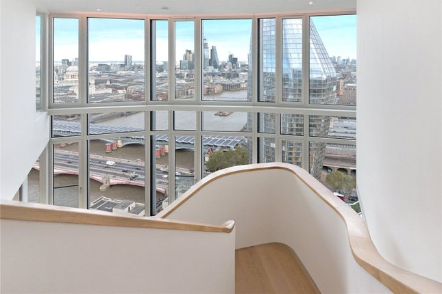 Thumbnail Flat to rent in South Bank Tower, 55 Upper Ground, Southbank, London