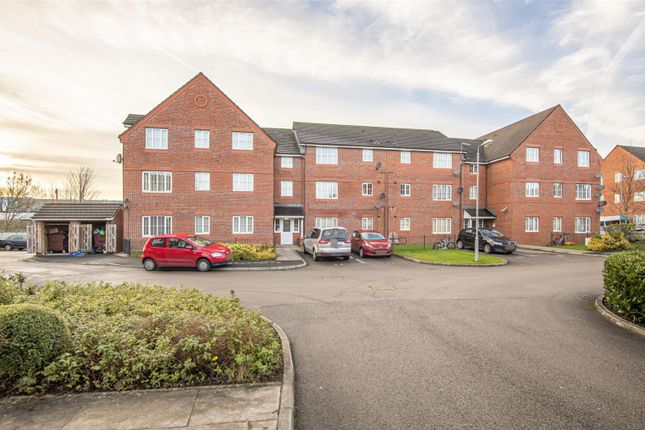 2 bed flat for sale in Queens Court, Lloyd Road, Levenshulme M19
