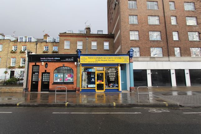 Chiswick High Road London W4 Commercial Properties To Let