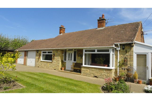Thumbnail Detached bungalow for sale in Drovers Lane, Redmarshall