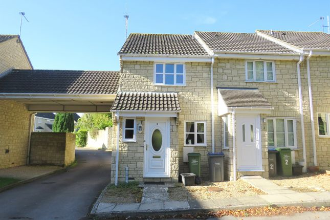 Thumbnail Semi-detached house for sale in Randall Court, Corsham