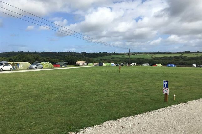 Thumbnail Leisure/hospitality for sale in Ruthvoes, St. Columb
