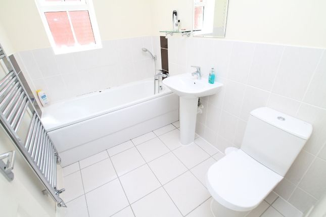 Bathroom of Newchurch Close, South Knighton, Leicester LE2