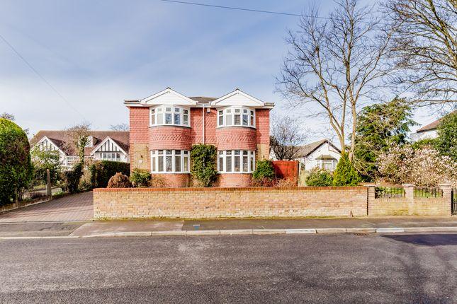 Thumbnail Detached house for sale in Marshall Road, Rainham, Gillingham