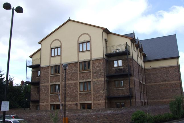 Thumbnail Flat to rent in Reiver Court, Carlisle