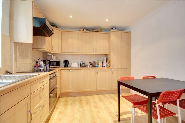Thumbnail Flat to rent in High Street, Egham, Surrey