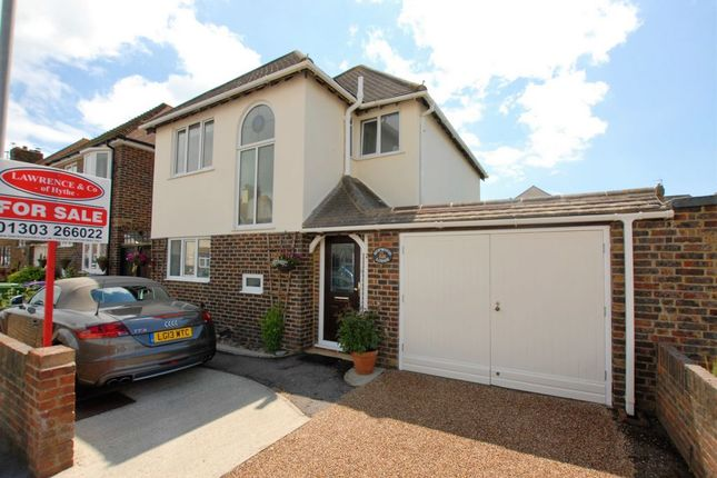 Thumbnail Property for sale in St Hilda's Road, Hythe