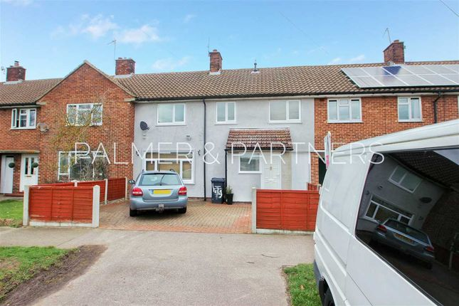 Thumbnail Terraced house for sale in Walnut Tree Way, Shrub End, Colchester