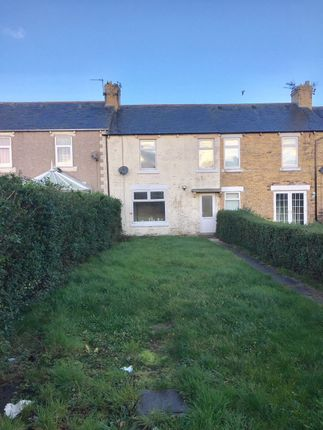 Thumbnail Terraced house to rent in Kingsley Road, Lynemouth, Morpeth