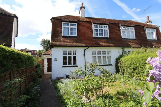 2 bed semi-detached house for sale in Horse Shoe Green, Sutton