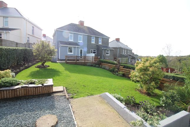 Thumbnail Semi-detached house to rent in Precelly Place, Milford Haven