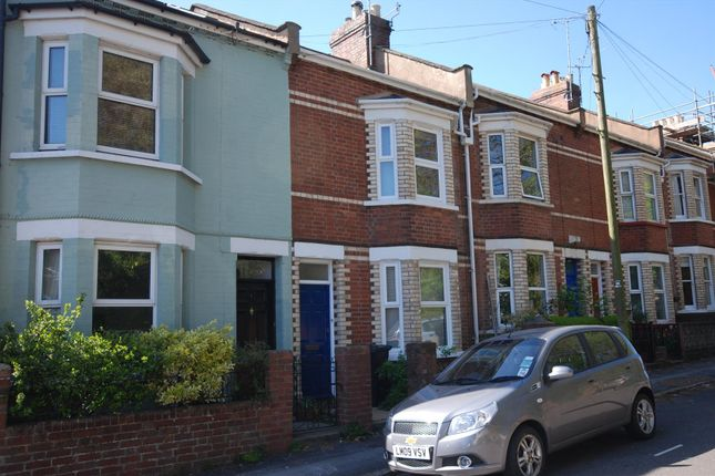 Thumbnail Terraced house to rent in Church Terrace, Exeter