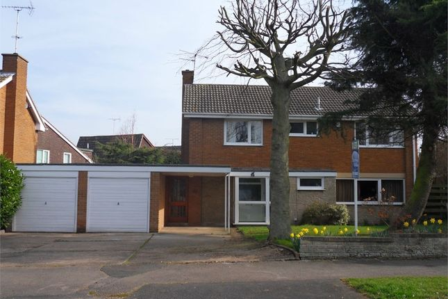 Thumbnail Detached house to rent in Water Meadows, Worksop, Nottinghamshire