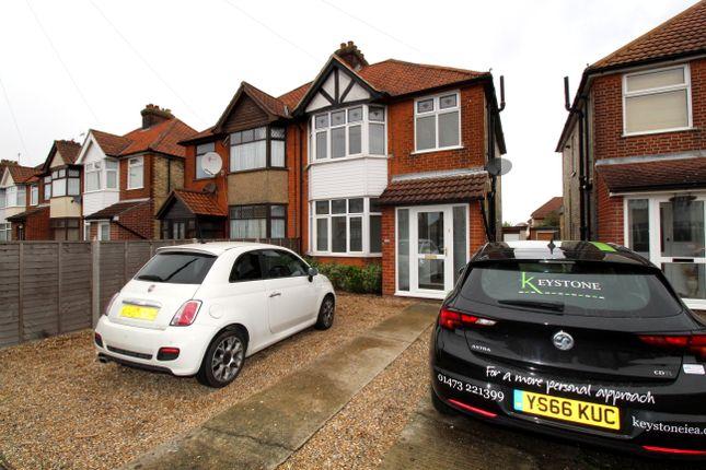 3 bed semi-detached house to rent in Landseer Road, Ipswich