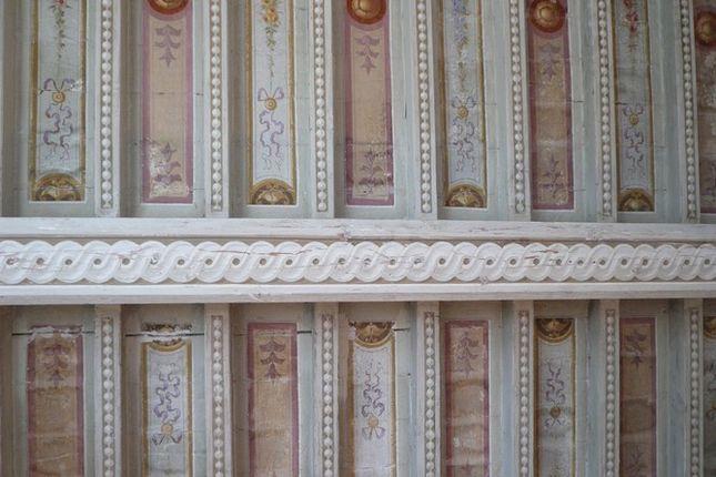 Details of Villa Fontana, Cortona, Tuscany