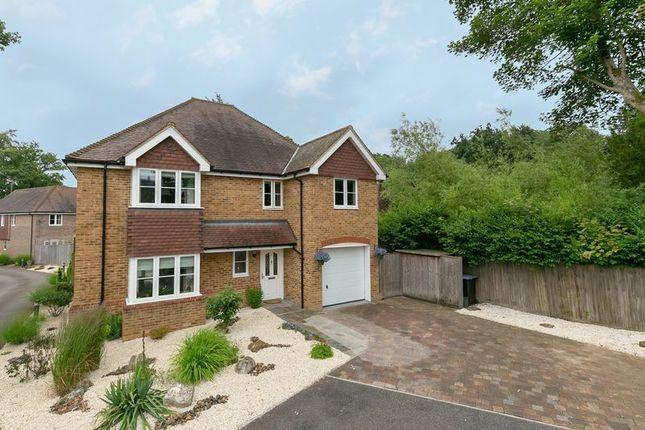 Thumbnail Detached house for sale in Cherry Way, Felbridge, Surrey