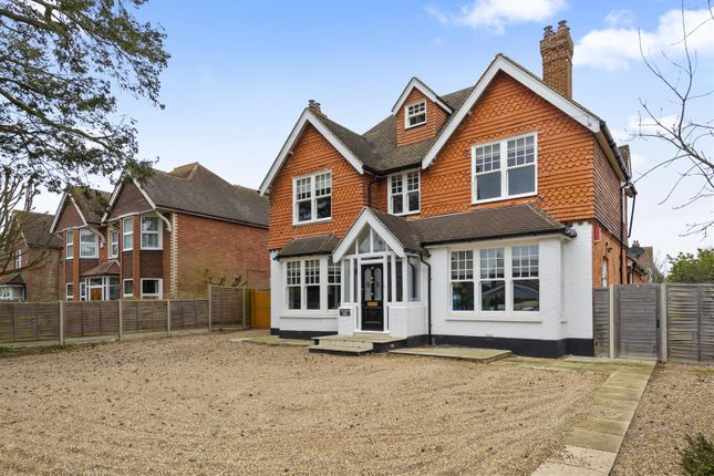 Thumbnail Detached house for sale in Central Parade, Massetts Road, Horley