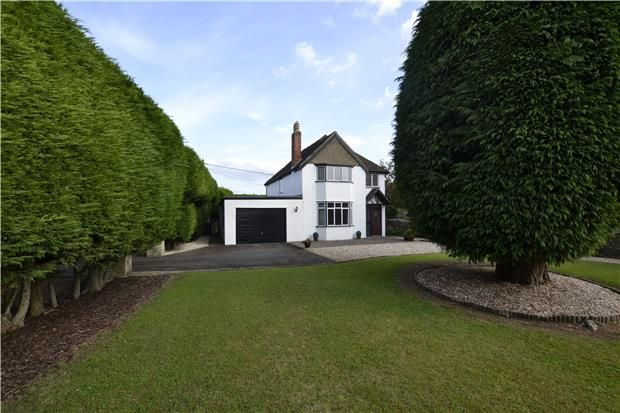 Thumbnail Detached house for sale in Curbridge Road, Witney