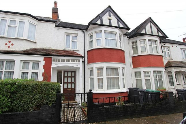 Thumbnail Terraced house for sale in Lyndhurst Road, Wood Green, London