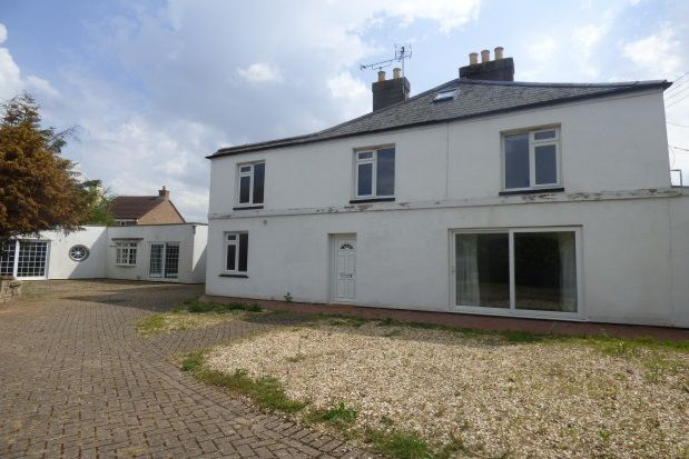 Thumbnail Property to rent in Wellington New Road, Taunton