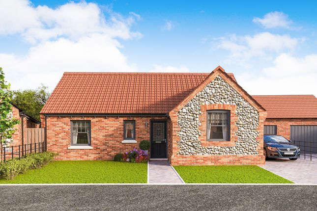Thumbnail Detached bungalow for sale in Mundesley Beck, Mundesley, Norwich