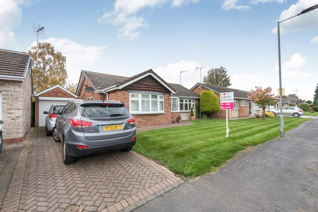 Thumbnail Detached bungalow for sale in Wong Lane, Tickhill, Doncaster
