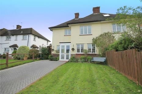 2 bed semi-detached house for sale in Chapel Way, Epsom