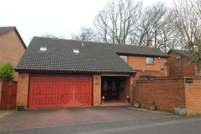 Thumbnail Detached house for sale in Lambsfrith Grove, Hempstead, Kent.