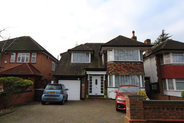 Thumbnail Detached house to rent in Chase Side, London