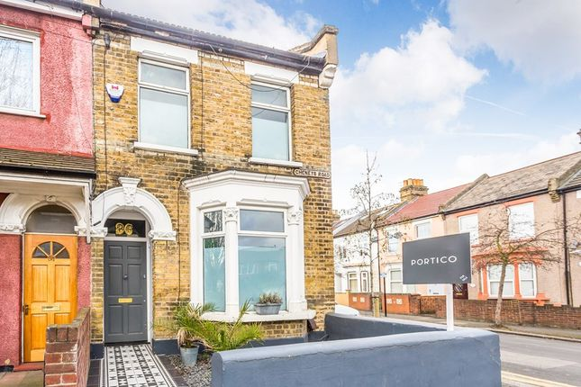 Thumbnail Terraced house for sale in Cheneys Road, London