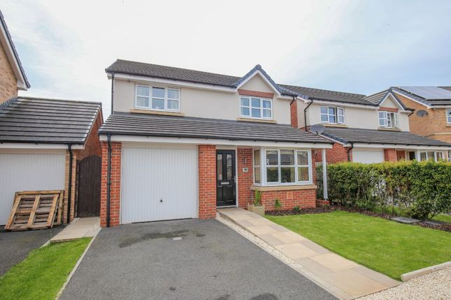 Thumbnail Detached house for sale in Kingfisher Drive, Heysham, Morecambe