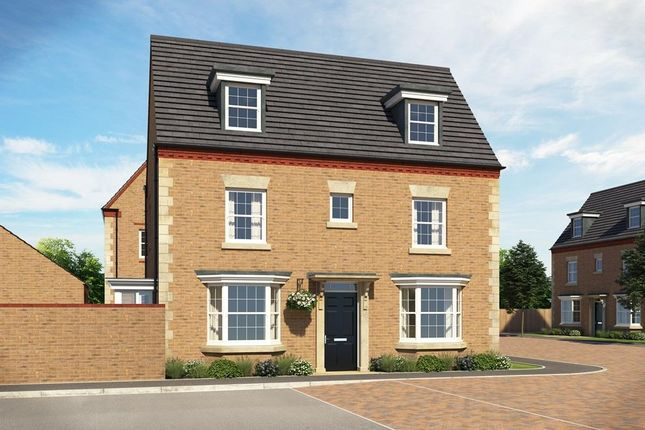 """Thumbnail Detached house for sale in """"Hertford"""" at Popes Piece, Burford Road, Witney"""