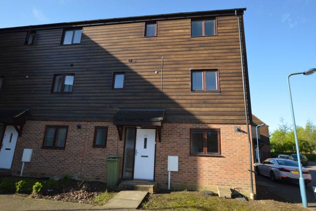 Thumbnail Shared accommodation to rent in Swanwick Lane, Broughton, Milton Keynes