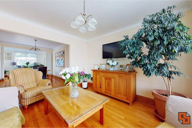 Thumbnail Semi-detached house for sale in Manor Road, West Wickham