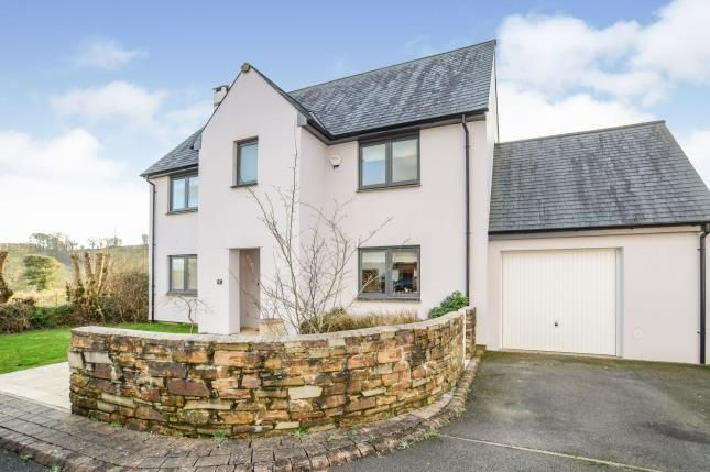 Thumbnail Detached house for sale in Avonwick, South Brent, Devon