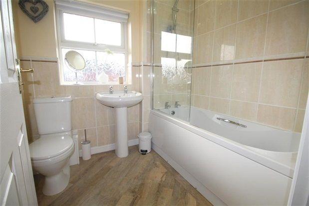 Bathroom of Quins Croft, Leyland PR25